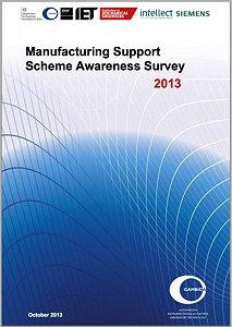 Gambica support awareness report